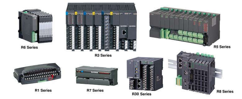 Gateway Remote I O M System